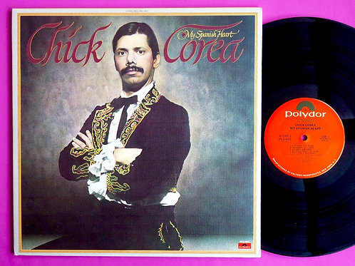 CHICK COREA / MY SPANISH HEART