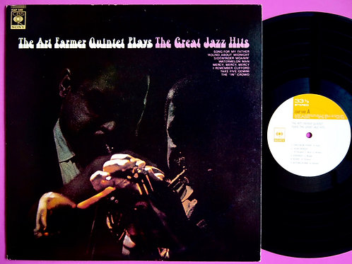 ART FARMER / PLAYS THE GREAT JAZZ HITS