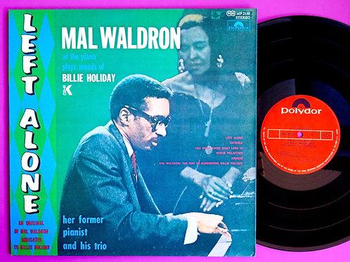 MAL WALDRON / LEFT ALONE