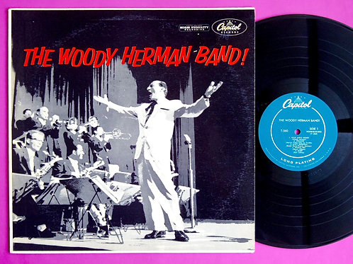 WOODY HERMAN / THE WOODY HERMAN BAND