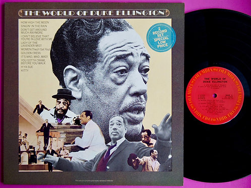 DUKE ELLINGTON / THE WORLD OF DUKE ELLINGTON