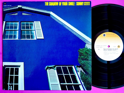 SONNY STITT / THE SHADOW OF YOUR SMILE