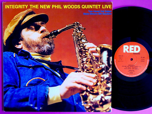 PHIL WOODS / INTEGRITY