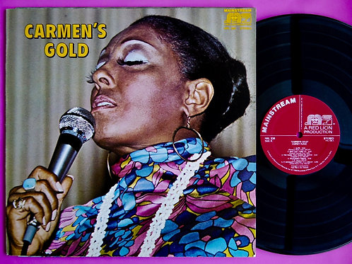CARMEN McRAE / CARMEN'S GOLD