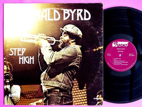 DONALD BYRD / STEP HIGH