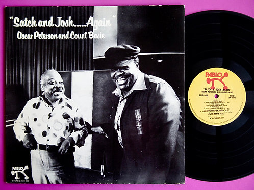 OSCAR PETERSON & COUNT BASIE / SATCH AND JOSH AGAIN