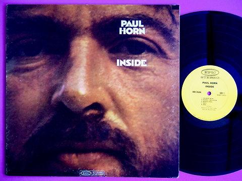 PAUL HORN / INSIDE