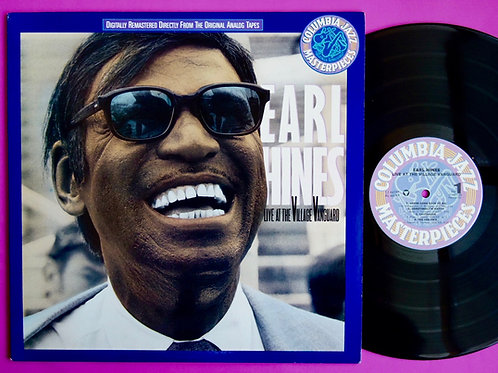 EARL HINES / LIVE AT THE VILLAGE VANGUARD