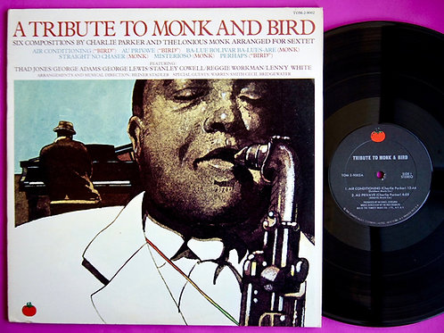 VARIOUS ARTISTS / A TRIBUTE TO MONK AND BIRD