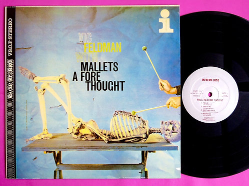 VICTOR FELDMAN / MALLETS A FORE THOUGHT