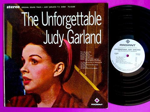 JUDY GARLAND / THE UNFORGETTABLE