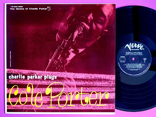 CHARLIE PARKER / PLAYS COLE PORTER