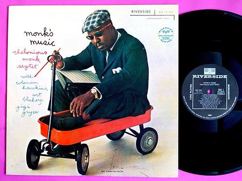 THELONIOUS MONK / MONK'S MUSIC