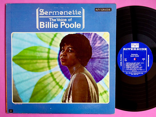 BILLIE POOLE / SERMONETTE