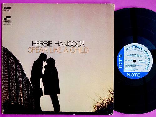 HERBIE HANCOCK / SPEAK LIKE A CHILD