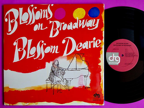 BLOSSOM DEARIE / BLOSSOMS ON BROADWAY