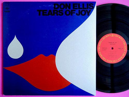 DON ELLIS / TEARS OF JOY