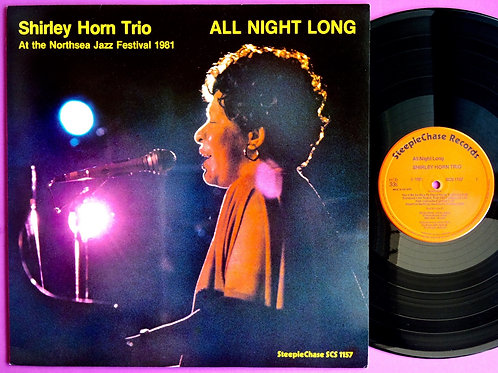 SHIRLEY HORN / ALL NIGHT LONG
