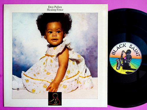 DON PULLEN / HEALING FORCE