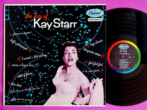KAY STARR / THE HITS OF KAY STARR