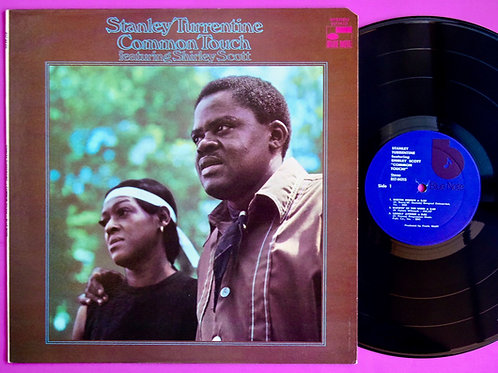 STANLEY TURRENTINE / COMMON TOUCH