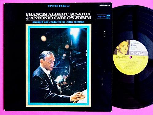 FRANK SINATRA & ANTONIO CARLOS JOBIM / SELF TITLED