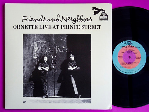 ORNETTE COLEMAN / FRIENDS AND NEIGHBORS