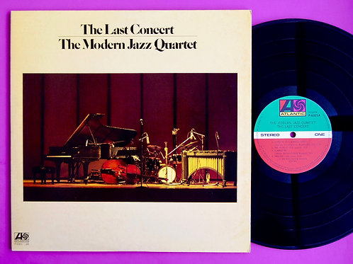 MODERN JAZZ QUARTET / THE LAST CONCERT