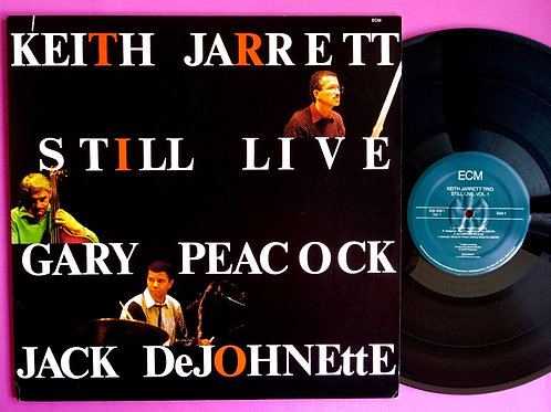 KEITH JARRETT / STILL LIVE