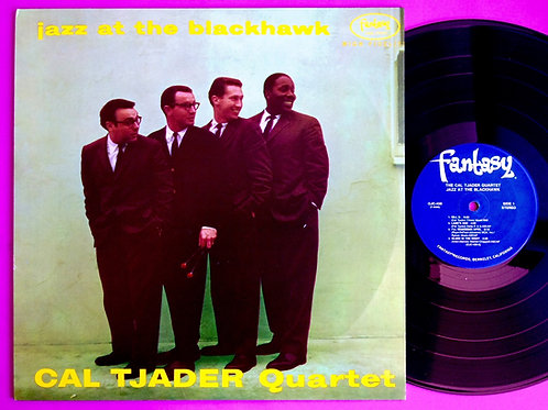 CAL TJADER / JAZZ AT THE BLACKHAWK