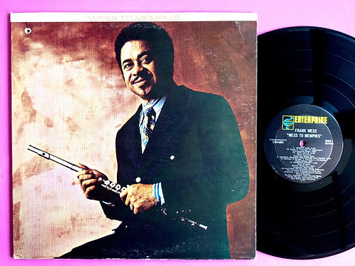 FRANK WESS / WESS TO MEMPHIS