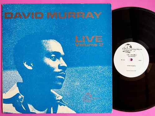 DAVID MURRAY / LIVE VOL.2