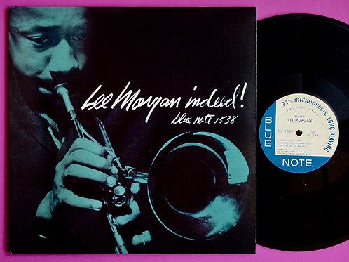 LEE MORGAN / INDEED!