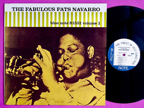 FATS NAVARRO / THE FABULOUS VOL.1
