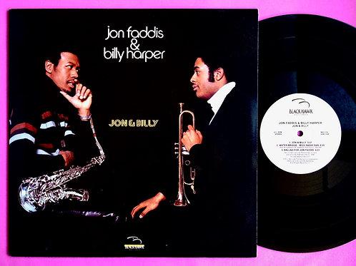 JON FADDIS & BILLY HARPER / JON & BILLY