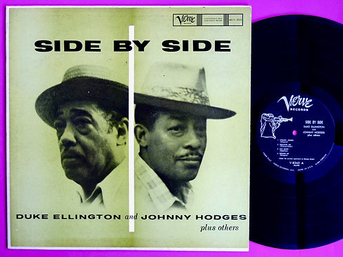 DUKE ELLINGTON & JOHNNY HODGES / SIDE BY SIDE