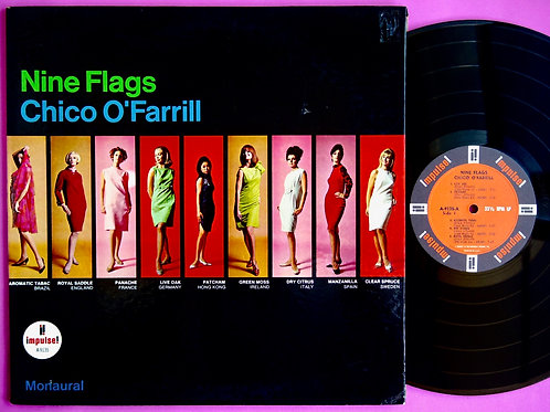 CHICO O'FARRILL / NINE FLAGS
