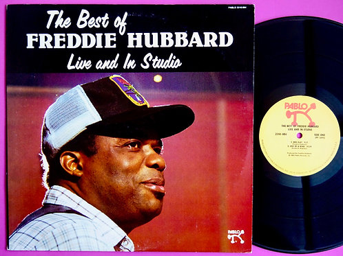 FREDDIE HUBBARD / THE BEST LIVE AND IN STUDIO
