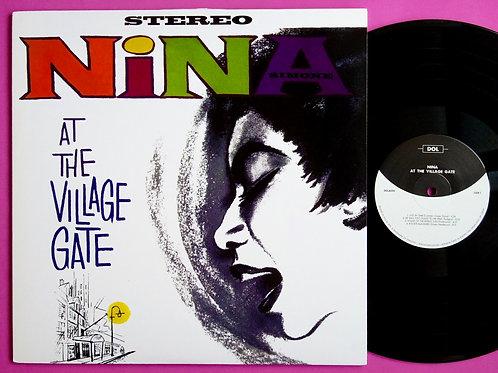 NINA SIMONE / AT THE VILLAGE GATE