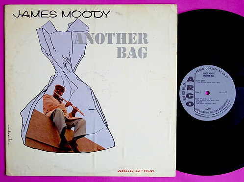 JAMES MOODY / ANOTHER BAG