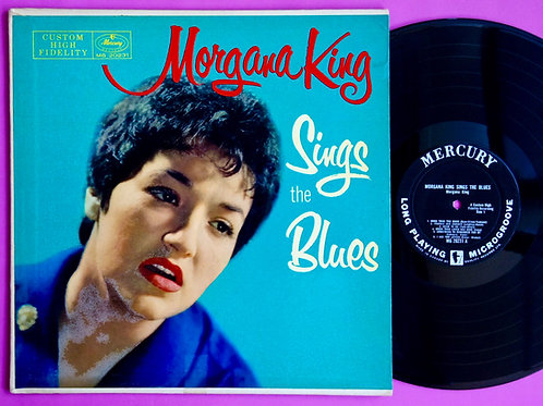 MORGANA KING / SINGS THE BLUES