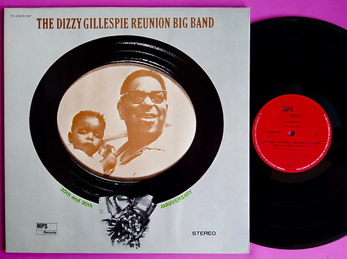 DIZZY GILLESPIE / REUNION BIG BAND