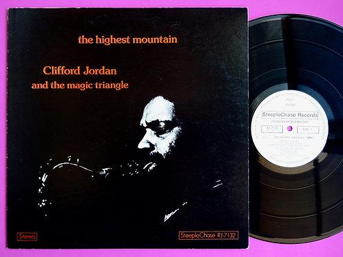 CLIFFORD JORDAN / THE HIGHEST MOUNTAIN