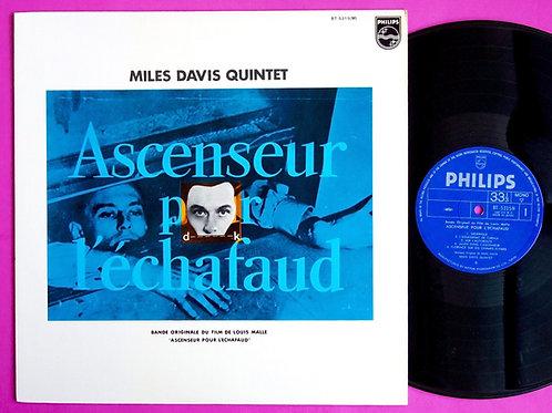 MILES DAVIS / ASCENSEUR POUR L'ECHAFAUD