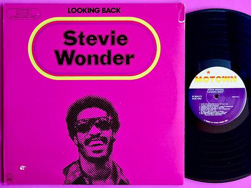 STEVIE WONDER / LOOKING BACK