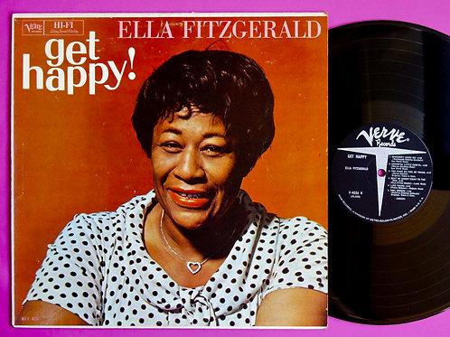 ELLA FITZGERALD / GET HAPPY