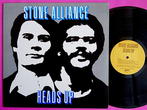 STONE ALLIANCE / HEADS UP