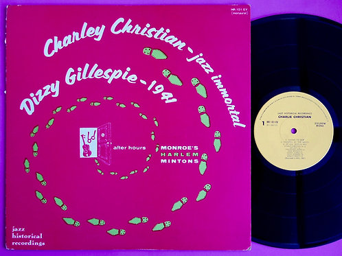 CHARLIE CHRISTIAN / THE HARLEM JAZZ SCENE 1941