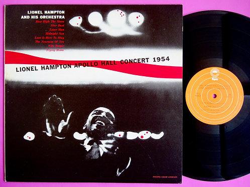 LIONEL HAMPTON / APOLLO HALL CONCERT 1954