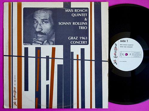 MAX ROACH QUINTET & SONNY ROLLINS TRIO / GRAZ 1963 CONCERT